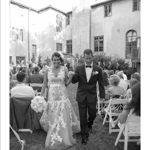 Alfred Angelo Dresses Sapphire Wedding Dress Poshmark